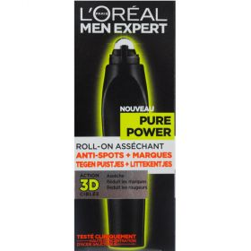 LOreal Men Expert Pure Power Targeting Roll On Anti-Spot 10ml