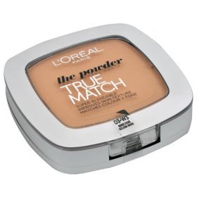 loreal  True Match Powder D3W3 Golden Beige