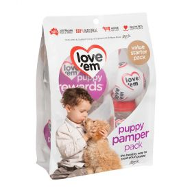 Love Em Puppy Pamper Pack
