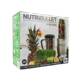Magic Nutribullet Prime 12 Piece Set Juicer Blender