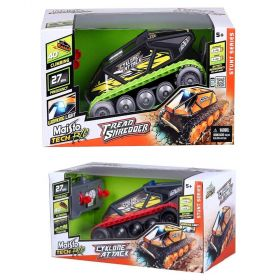 Maisto Tech RC Cyklone Attack with Rubber Treads Assorted