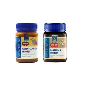 Manuka Honey Dual Gift Pack