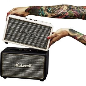 Marshall Acton Portable Wireless Bluetooth Speaker