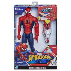 Marvel Titan Hero Power FX Series Spider Man Figure