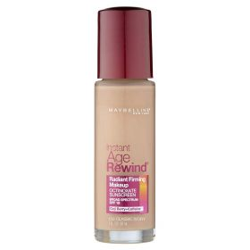 Maybelline Instant Age Rewind Liquid Foundation Classic Ivory 150