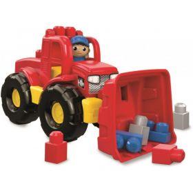 Mega Bloks Transforming Dump Truck