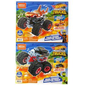 Mega Construx Hot Wheels Monster Truck - Assorted