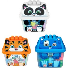 Megabloks Animal Buckets Assortment