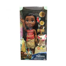 Disney Adventure Moana Doll and Pua