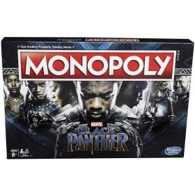 Monopoly Marvel Black Panther Family Games