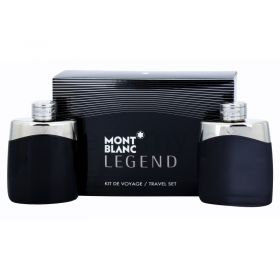 Mont Blanc Legend By Mont Blanc Gift Set