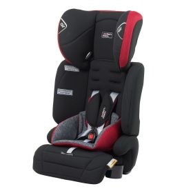 Mother's Choice Joy Convertible Booster Black/Red