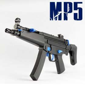MP5 Mag Fed Gel Ball Blaster Plastic Toy