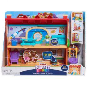 Muppet Babies Schoolhouse Playset