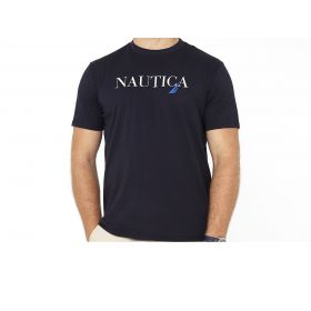 NAUTICA J Class Graphic T-shirt Navy Blue