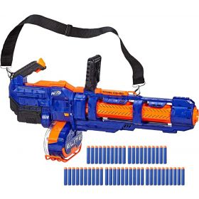 Nerf Elite Titan CS-50 Motorised Toy Blaster