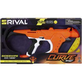 Nerf Rival Curve Shot Sideswipe XXI-1200 Blaster