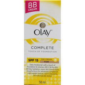 Olay Complete Touch Foundation Day Cream Fair 50ml