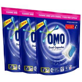OMO Laundry Detergent Capsules 54 Pack