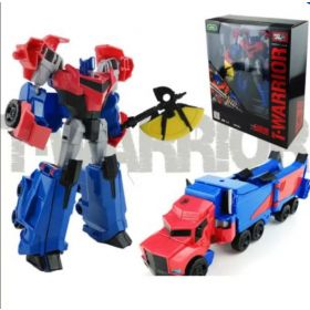 T-Warrior Optimus Prime Robot transformer