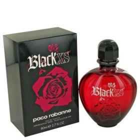 Paco Rabanne Black XS for Her 80ml Eau de Toilette Spray