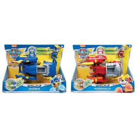 Paw Patrol Mighty Pups SuperPaws Power Changing Vehicles Assorted
