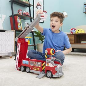 Paw Patrol Movie Marshall Transforming Fire Truck