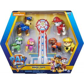 PAW Patrol The Movie Pups Gift Pack
