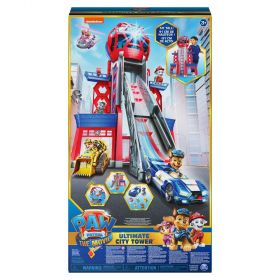PAW Patrol The Movie Ultimate City 3ft. Tall Transforming Tower