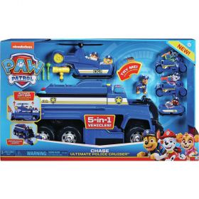 Paw Patrol Ultimate Police Cruiser