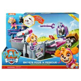 Paw  Patrol Skye Ride N Rescue Playset