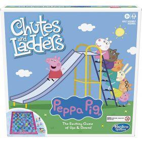 Peppa Pig Chutes and Ladders