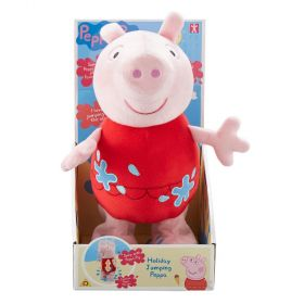 Peppa Pig Holiday Jumping Holiday Peppa