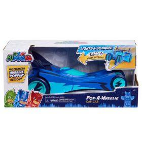PJ Masks Pop A Wheelie Cat Car