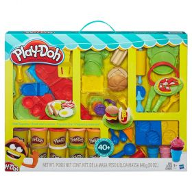 Play Doh Chef Supreme Kitchen Playset