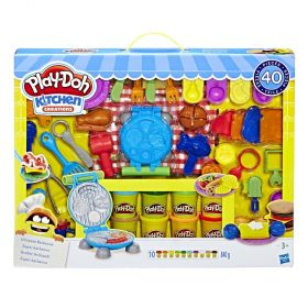 Play Doh Kitchen Creations Ultimate Barbecue Set