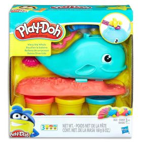 Play-Doh Wavy the Whale playset