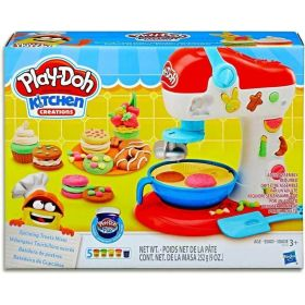 Play Doh Spinning Treats Mixer Kitchen