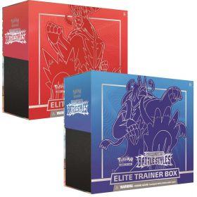 Pokemon TCG Sword And Shield-Battle Styles Trainer Box