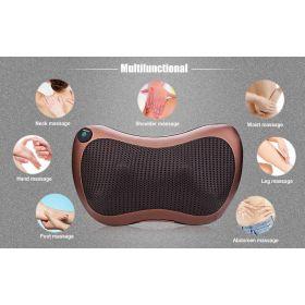 Portable Travellers Pillow Body Massager