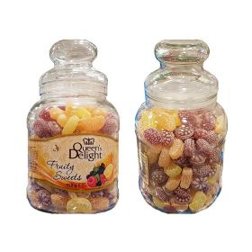 Queen's Delight Fruity Sweets 950g Jar