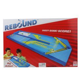 Rebound Shoot Bank Score Game