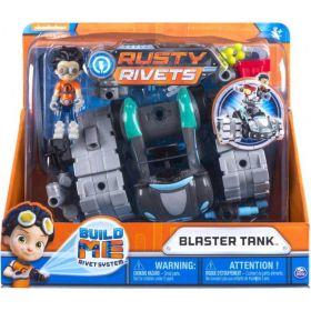 Rusty Rivets Blaster Tank