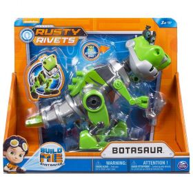 Rusty Rivets Botasaur Buildable Figure with Lights and Sounds