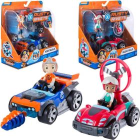Rusty Rivets Vehicle Build Pack Assorted