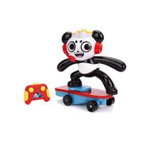 Ryan's World Combo Panda Stunt Skateboard R/C