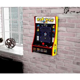 Arcade1Up Namco Pac Man Party-Cade with 8 Games