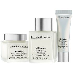 Elizabeth Arden Millenium Renewal Emulsion Day, Night & Eye Creams