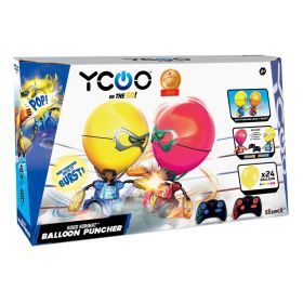 Silverlit Robo Kombat Balloon Puncher Twin Pack