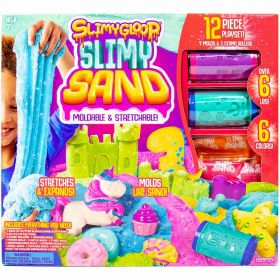 SlimyGloop SlimySand Moldable & Stretchable